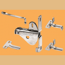 Self Closing Gate Latch
